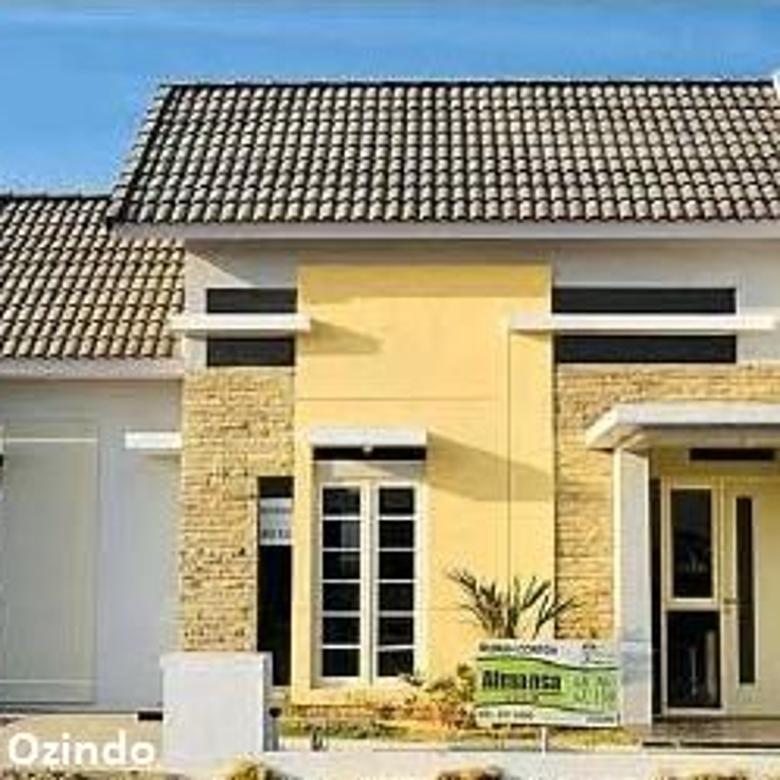 Rumah Puri Surya Type Jericha @ Surabaya (LT 120 m2)