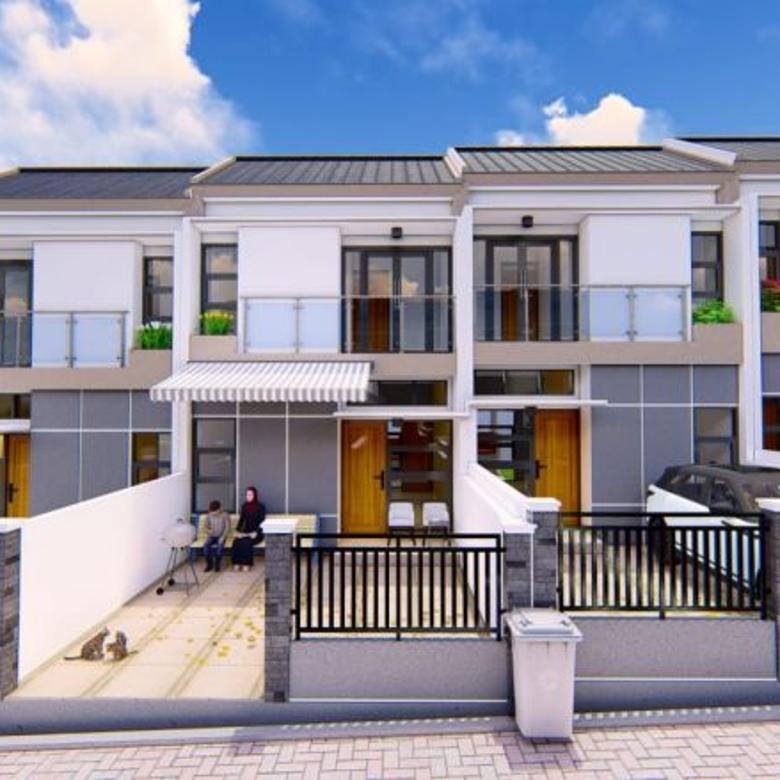Rumah Type 55, 3Kamar Tidur Dekat Jalan Raya Bandung