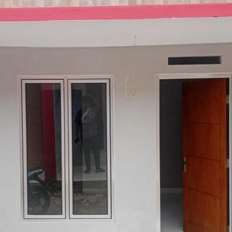 Rumah Dikontrakan 800ribu Per Bulan Bebas Banjir Di Depok, Lokasi Strategis