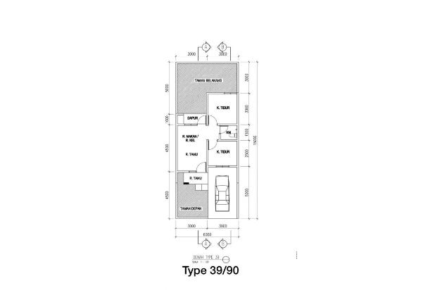 Rp662jt Rumah Dijual
