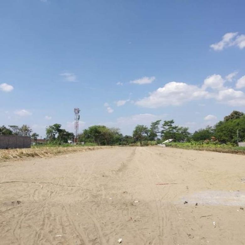 Tanah Pekarangan Strategis Area Kalasan, Dekat Kampus Unriyo