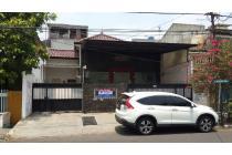 Dijual Rumah Tua + Tanah , jl Tanjung duren Timur VI , Jakarta Barat
