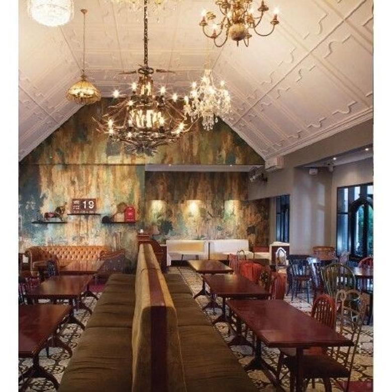 Jual Resto dan Cafe Cozy di Area Dago Atas