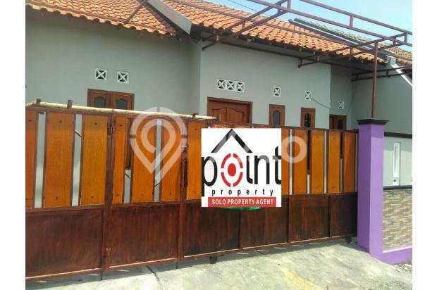 Rumah Baru Siap Untuk Huni Manang Sukoharjo 17699024