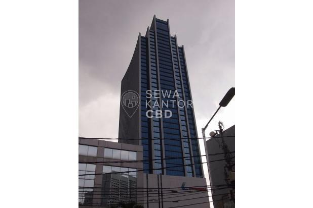 Sewa Kantor The City Center  344 M2 (Furnished) 120,4 Jt-an 13244978