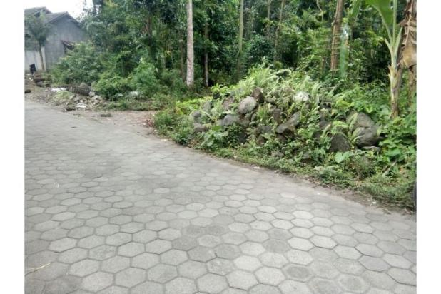 Tanah Murah Lingkungan Kost Eksklusif Selatan Kampus UII Terpadu Jakal 12299086