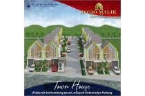 Town House Murah Kawasan Berkembang D'Gio Malik Kota Madya