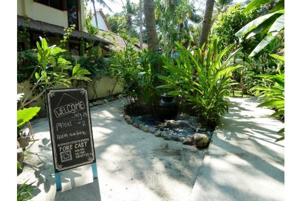 dijual murah villa di lokasi wisata terbaik gili trawangan - lombok
