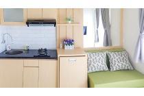 Disewakan Apartemen Green Pramuka City 2BR full furnished