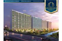 Dijual Apartemen Murah Strategis di Riverview Residence Bekasi
