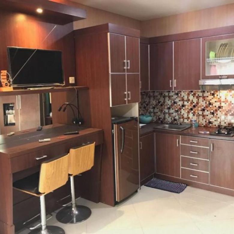 Dijual Apartemen Tamansari Semanggi Gatot Subroto, Tipe Studio