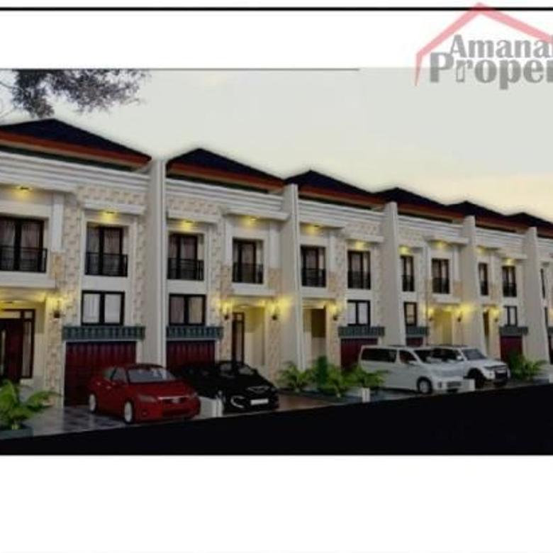 Dijual Rumah Mewah Tipe Mezzanine di Jagakarsa Jakarta