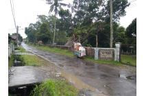 Dijual Tanah Kebun Cocok Utk Perumahan, Sekolah/Yayasan di Bubulak Bogor