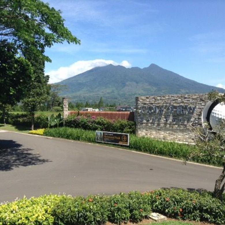 The Golf View Rancamaya Kavling