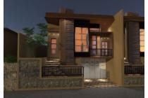 Rumah Tembalang deket UNDIP, Mangunharjo 2 Lantai 500jt'n