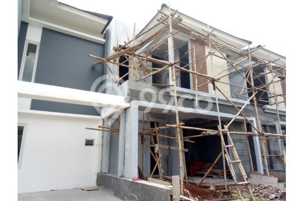 The 8 Town House Dekat Tol Cibubur, KPR DP 0 %, Garansi Pasti Akad KPR 17995417