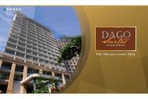 Jual Apartemen Studio Lt. 6 : Dago Suites Bandung