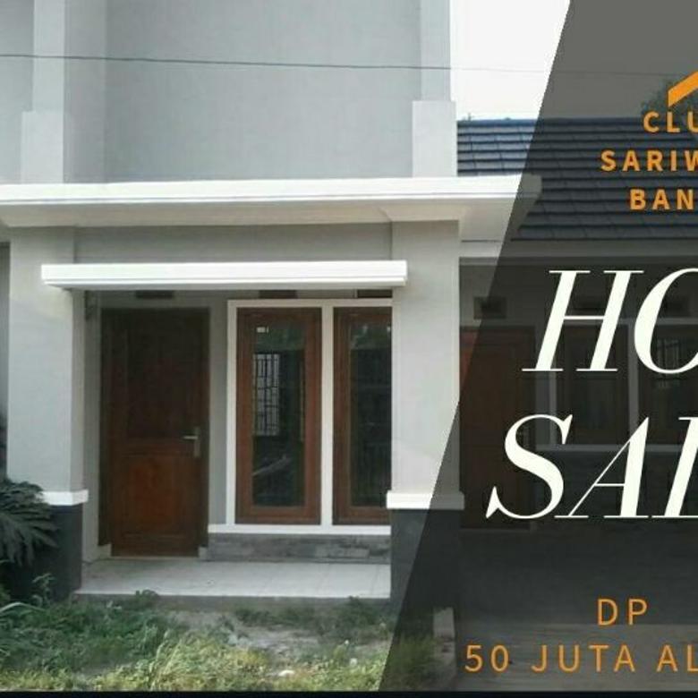 CLUSTER Eksklusif READY STOCK Sariwangi Bandung Utara