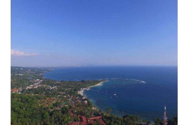 tanah kapling dengan lokasi terbaik di senggigi dgn view laut