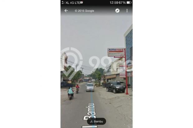 Ruko di Jalan Bambu 7881343