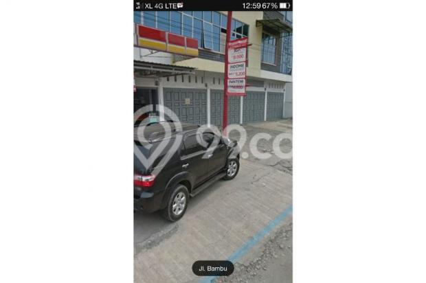 Ruko di Jalan Bambu 7881345