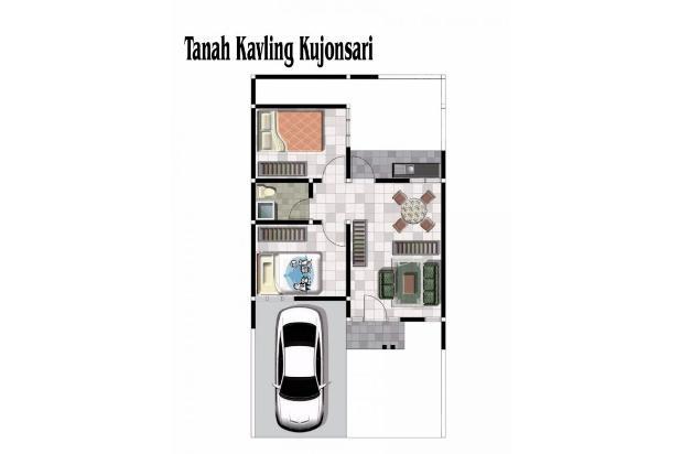Ini Lho 2 Unit Tanah Kaveling Murah Bisa Kredit Bank di Purwomartani 13696888