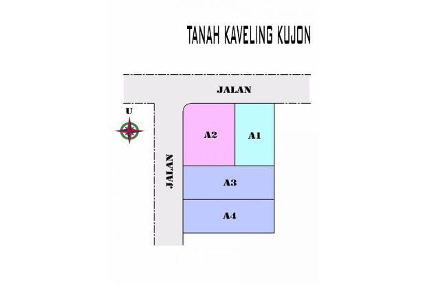 Ini Lho 2 Unit Tanah Kaveling Murah Bisa Kredit Bank di Purwomartani 13696896