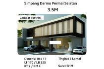 Dijual Gedung Simpang Darmo Permai Selatan Cocok untuk Usaha