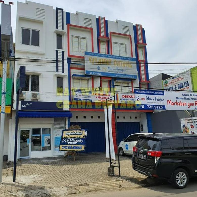 3 Unit Ruko 3.5 lantai didaerah Bintaro Jaya Sektor 3 - Pondok Betung