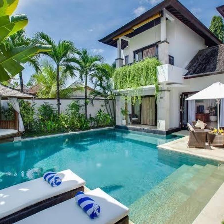 TURUN HARGA!! DEKAT PANTAI!! Villa VIEW LAUT di Nusa Dua Komplek