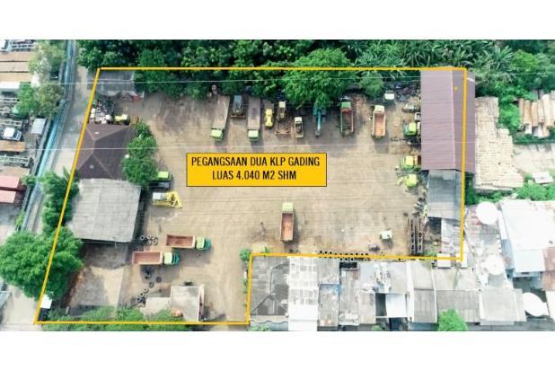 Rp44,4mily Tanah Dijual