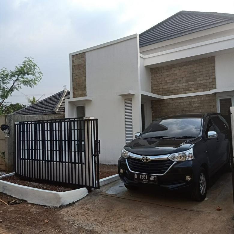 Dijual Rumah Siap Huni di daerah GDC Bisa KPR