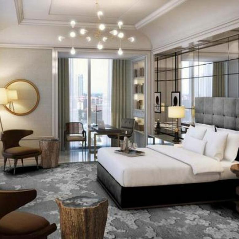 Apartmen Grand Langham SCBD Uk 350m2 3BR Siap Huni Elegant at Kebayoran Baru Jakarta Selatan