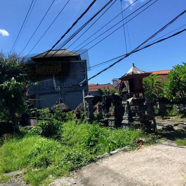 Tanah strategis di jalan Propinsi Denpasar