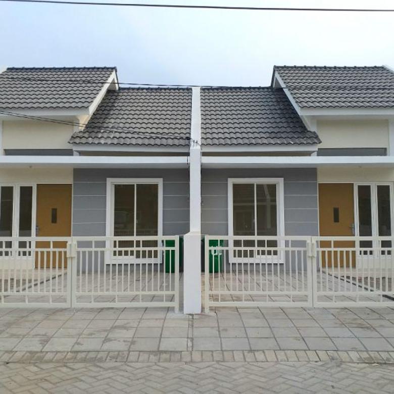 Rumah Baru READY , DP20Jt, Bebas Banjir,Aman,Nyaman