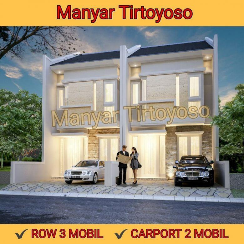 Manyar Tirtoyoso Selatan Ready April 2021 Lks Tengah Kota