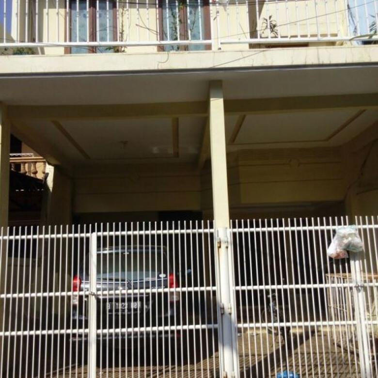 Rumah Janur Asri Kelapa Gading (L 102 m2)
