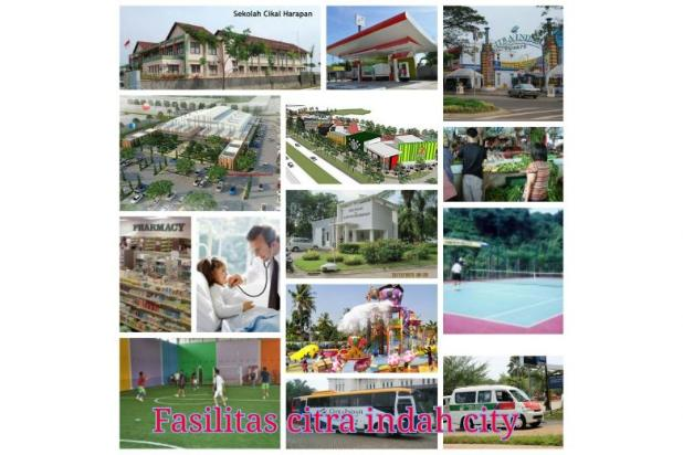 Rumah  Minimalis DAMAR 22 / 72 Citra Indah City 9587328