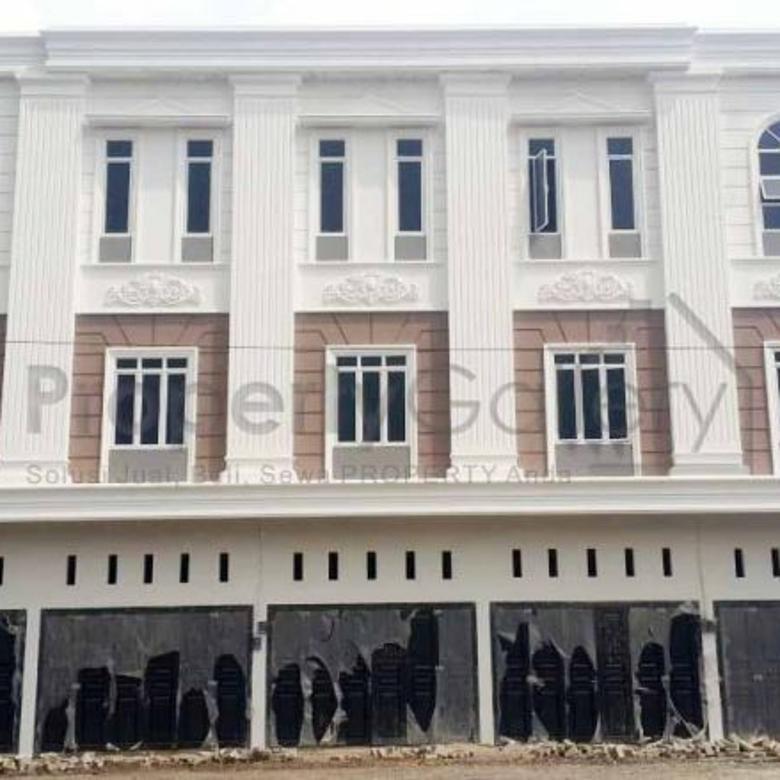 Ruko Jalan Bukit Barisan II (simp. Prajurit - Krakatau) Medan