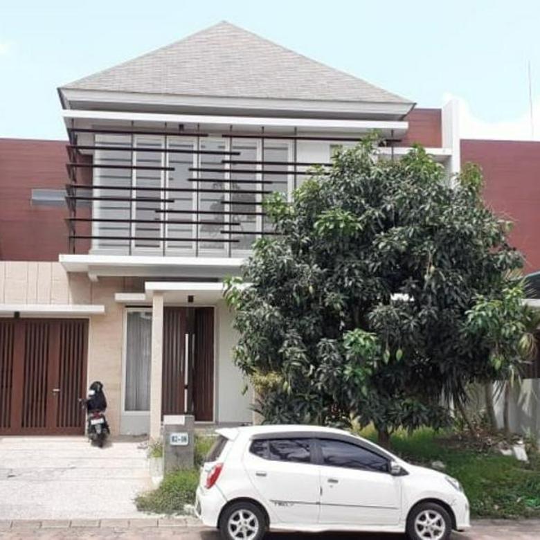 Rumah di Perumahan Ijen Nirwana Residence Malang