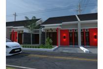 Rumah Baru Yogyakarta One Gate System Angsur 8x Tanpa Bunga, HARGA NEGO