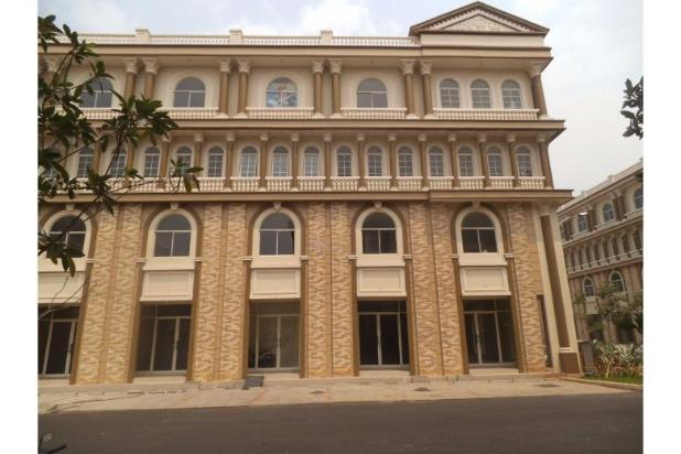 Green Lake City dijual Rukan Boulevard Sentra Niaga 4 unit Gandeng 6486145