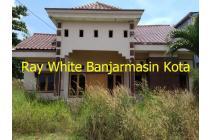 Dijual Rumah di Jl. A. Yani Km. 28,8 Banjarbaru