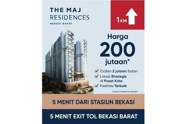 Rp266jt Apartemen Dijual