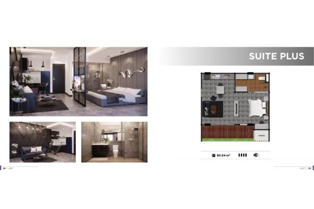 Rp981jt Apartemen Dijual