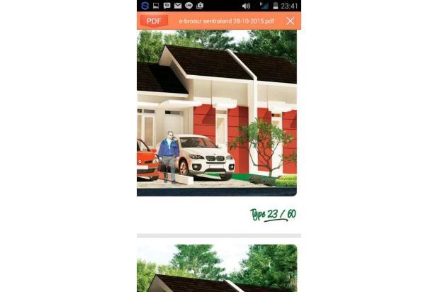 Rumah Murah Super Cluster Sentraland Stasiun Parung Panjang 4298357