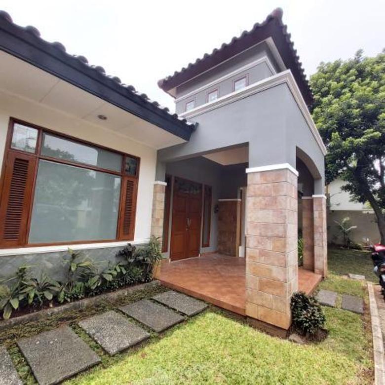 Rumah Dekat Ke MRT Cipete Cocok Untuk Kantor