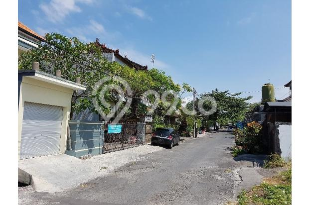 MURAH tanah 300 m2 Drupadi Renon # Dewi Madri Badak Moh Yamin Pemuda Musi 17995019