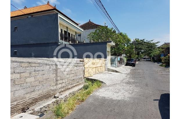 MURAH tanah 300 m2 Drupadi Renon # Dewi Madri Badak Moh Yamin Pemuda Musi 17995022