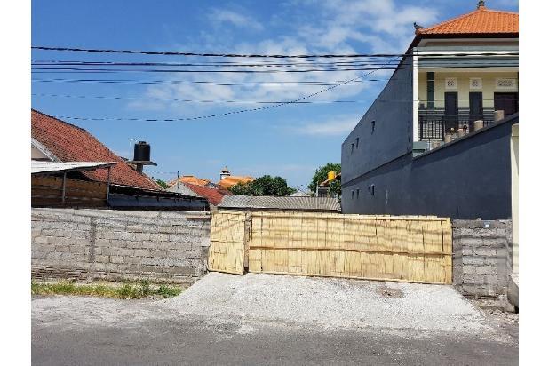 MURAH tanah 300 m2 Drupadi Renon # Dewi Madri Badak Moh Yamin Pemuda Musi 17995032